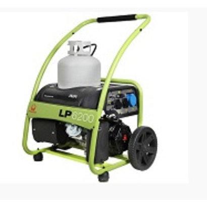 Pramac LP6200 AVR Gas Generator