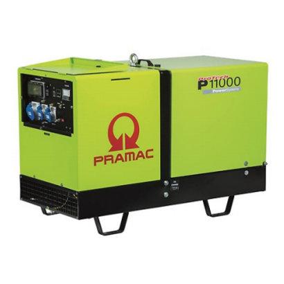 Pramac P11000 230V Diesel Aggregaat met Yanmar Motor