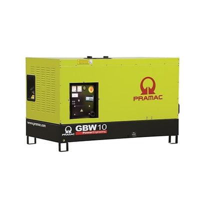 Pramac GBW10P Groupe Electrogène de chantier 9,34 kVA Diesel 400V Pramac