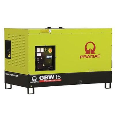 Pramac GBW15P 400V Diesel generator met Perkins motor 17,47 kVA
