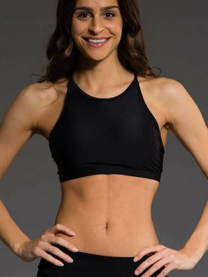 Onzie Yoga Wear Spirit Bra - Black (XS/S)