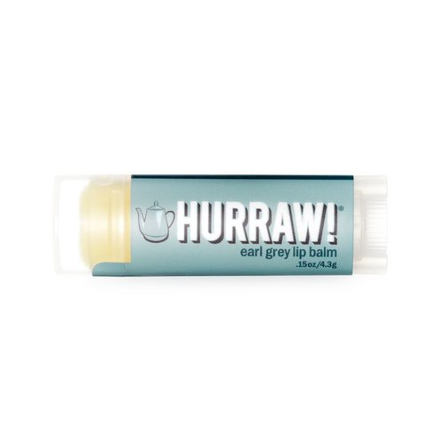 Hurraw! Lipbalm Earl Grey