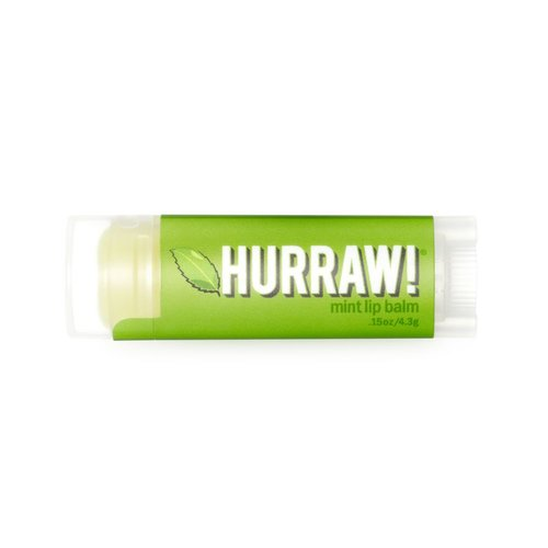 Hurraw! Lipbalm Mint