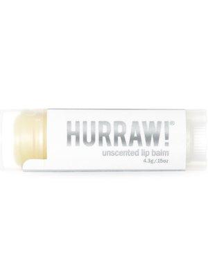 Hurraw! Lipbalm Lippenbalsem Ongeparfumeerd