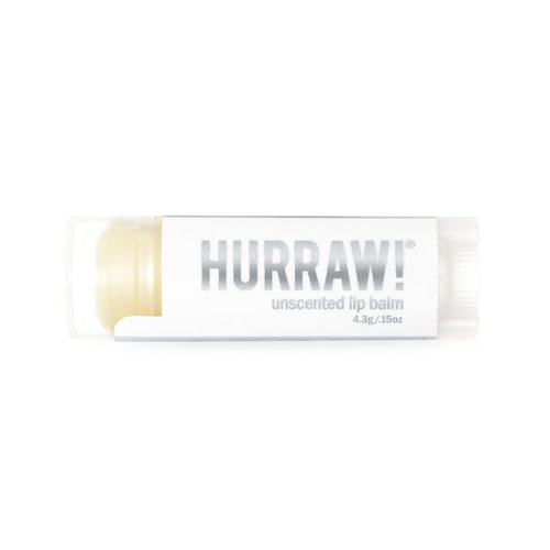 Hurraw! Lipbalm Unscented