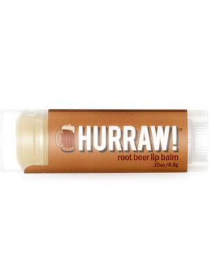Hurraw! Lipbalm Root Beer