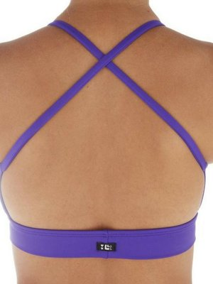 LaLa Land Yoga Wear LaLa Top - Lavender (XS/S/M)