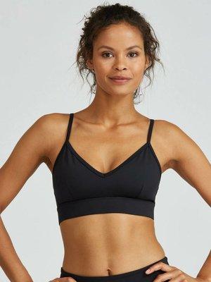 Noli Yoga Wear Elle Bra - Black (uitneembare cups) (XS/S)