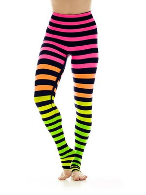K-DEER Stripe Legging - Josephine Stripe (S/M/L/XL)