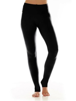 K-DEER Legging - Solid Black (XS/M/L/2XL)