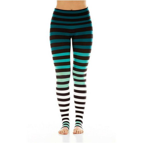 K-DEER Stripe Legging - Caroline Stripe (XS/M/XL)