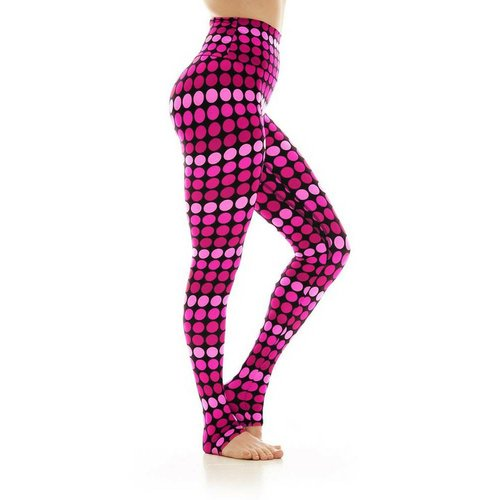 K-DEER Legging - Hot Dot (M/L)