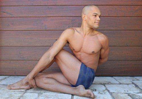 Heren Yogakleding