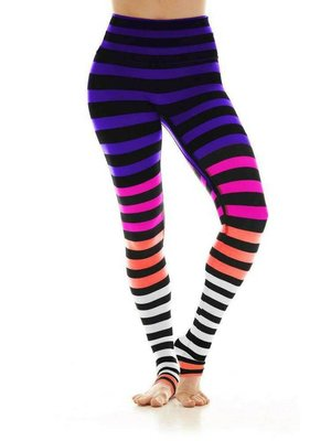 K-DEER Stripe Legging - Colleen Stripe (S/M/L/XL)