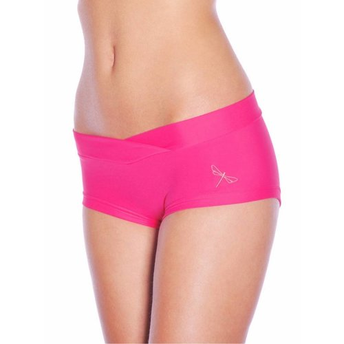 Dragonfly Yoga Wear Vera Yoga shorts - Pink (XS/S/M)