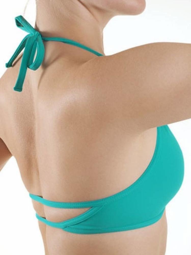 0de52f206d5a6 Article code Dragonfly Bikini Sports Bra Lucy Turquoise S. €32