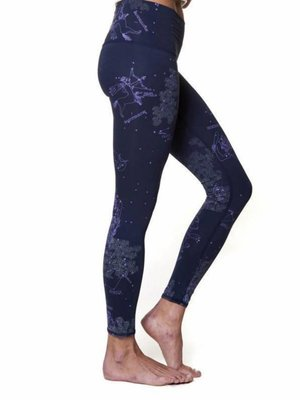 Teeki Yogakleding Stardust - Hot Pants Legging (XS)