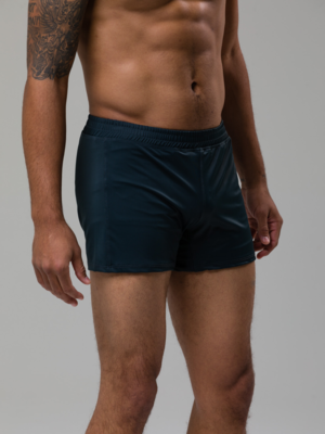 Onzie Yoga Wear Classic Mens Short - Charcoal (L)