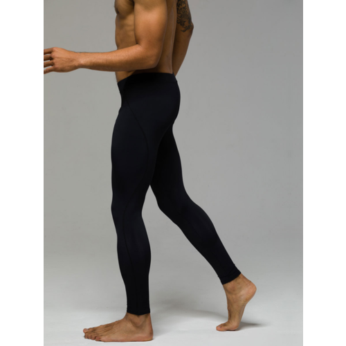 Onzie Yoga Wear Mens Long Legging - Black (M/L)