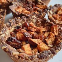 Guilt-free appeltaartjes (suikervrij & vegan)