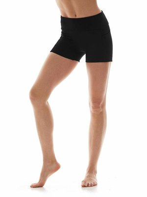 "K-DEER 3"" Pocket Short - Solid Black (S/M/L)"