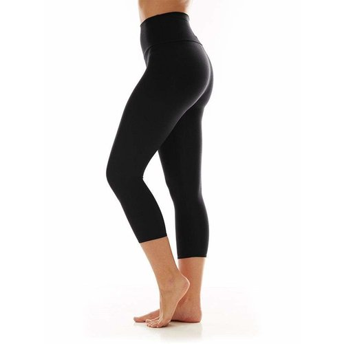 K-DEER Capri - Solid Black (S/M)