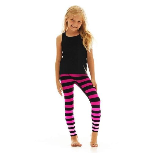 K-DEER Kids Legging - Laura Stripe (5 to 12 years)