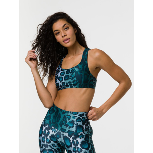 Onzie Yoga Wear Mudra Bra - Instinct (removable cups) (M/L)
