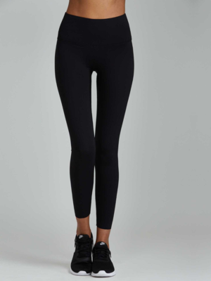 Noli Yoga Wear Impact High Rise Legging - Nero (S/M/L)