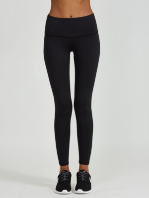 Noli Yoga Wear Nero Legging (S/M/L)
