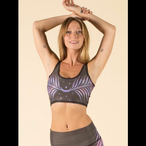 Teeki Yogakleding Phoenix Rising - Yoga Lover Tank Top (XS/S)