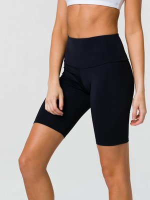 Onzie Yoga Wear High Rise Short - Black (M)
