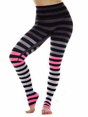 K-DEER Stripe Legging - April Stripe (XS/M/L/XL)