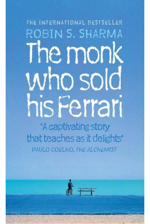 The monk who sold his Ferrari, Robin Sharma