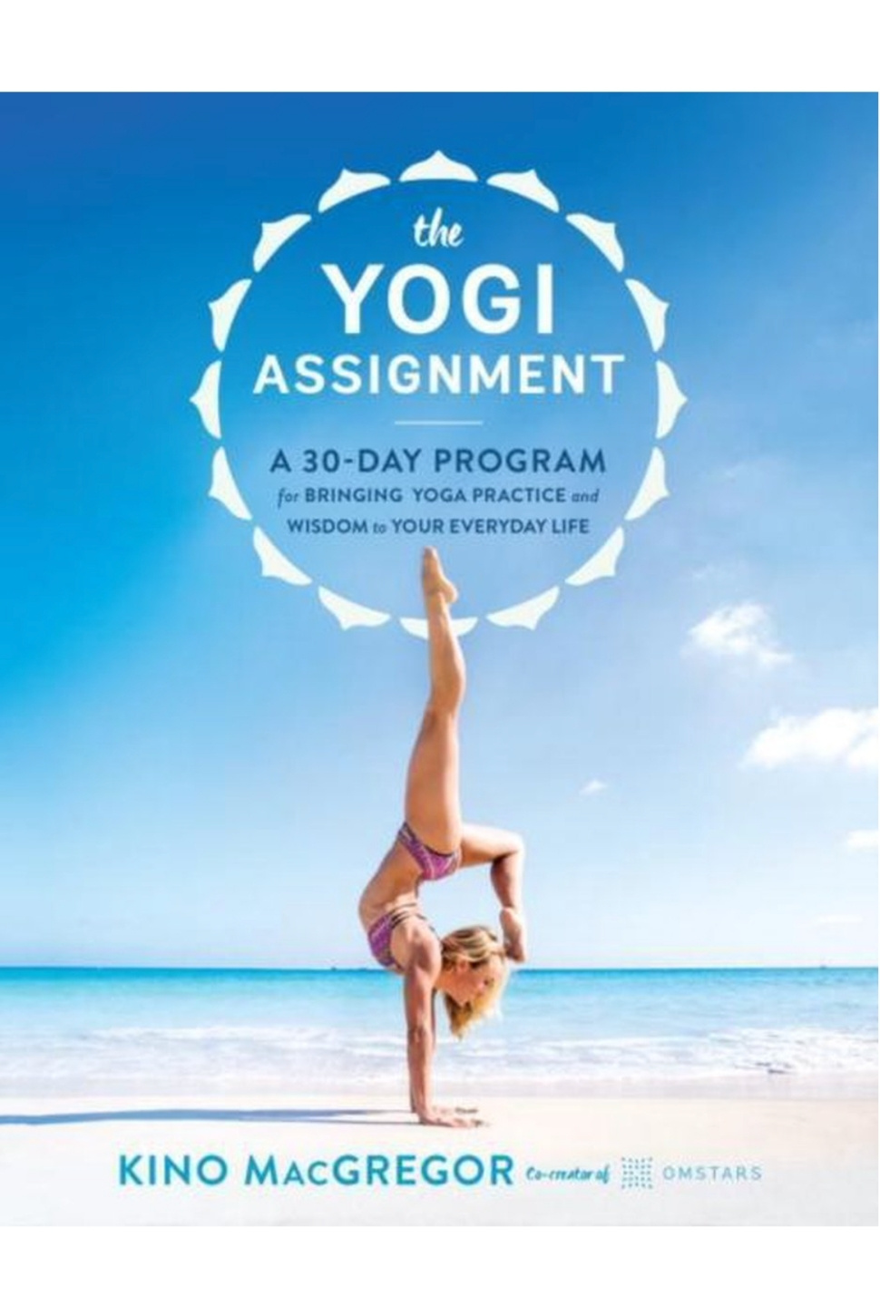 The yogi assignment, Kino MacGregor