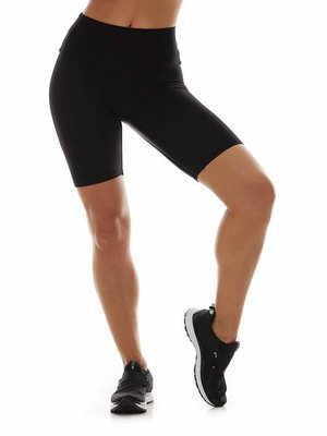 "K-DEER 8"" Short - Solid Black (S/M/L)"