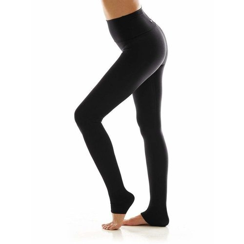 K-DEER Legging - Solid Black (XS/S/M/L/XL/2XL)