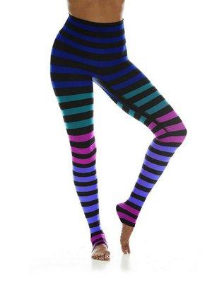 K-DEER Stripe Legging - Izzy Stripe (XS/M/L/XL)