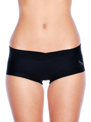 Dragonfly Yoga Wear Vera Yoga shorts - Black (XS/S)
