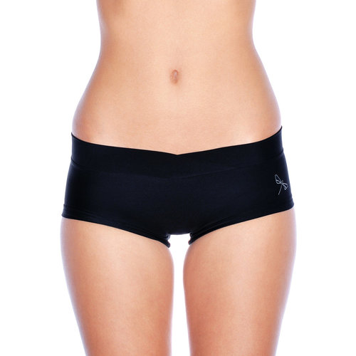 Dragonfly Yoga Wear Vera Yoga shorts - Black (XS/S/M)