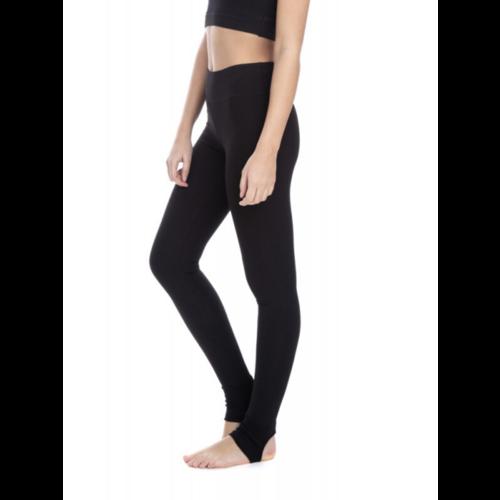 Shambhala Barcelona High Rise Gita Legging - Black (S/M/L)