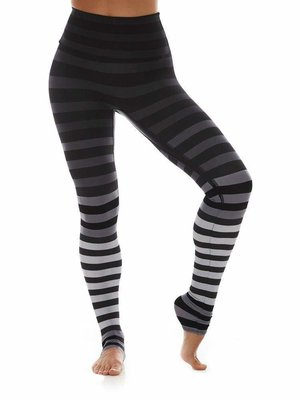 K-DEER Stripe Legging - Jody Stripe (XS/S/M/XL/2XL)
