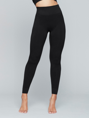 Moonchild Yoga Wear Supernova Leggings - Black Iris (S/M)