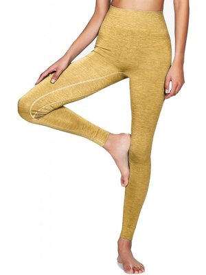 Moonchild Yoga Wear Seamless Leggings - Dandelion (XS/S/M/L)