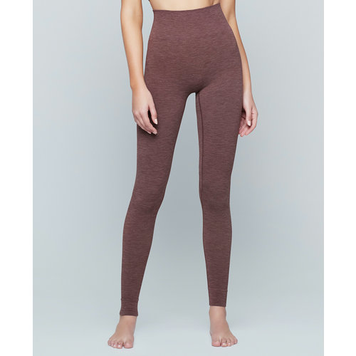 Moonchild Yoga Wear Seamless Leggings - Earth (XS/S/M/L)