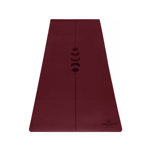 Moonchild Yoga Wear Yoga Mat - Plum