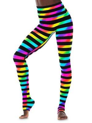 K-DEER Stripe Legging - Anny Stripe (XS/S/M/L)