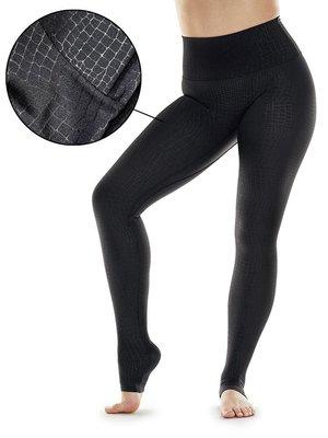 K-DEER Legging - Stamped Croc Black (XS/M/L/XL/2XL)