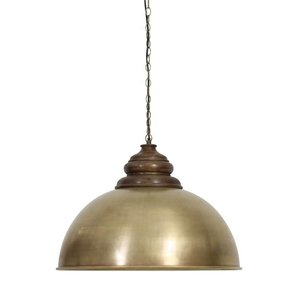 Light & Living Hanglamp LEIA 61 cm Antiek Brons