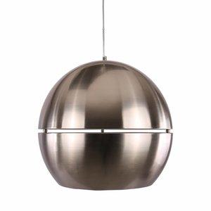 Collectione Hanglamp AXEL 40 cm Nikkel Satijn